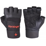 Harbinger Мъжки ръкавици с накитници Pro