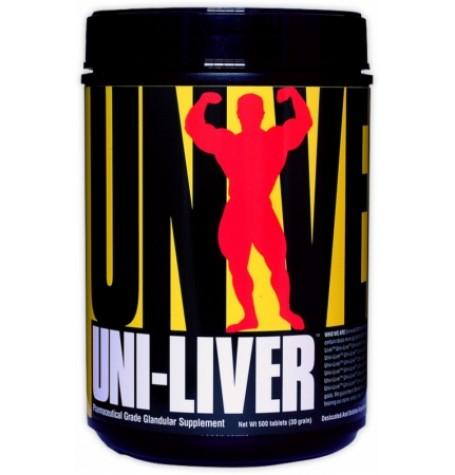 Universal Uni Liver 500 таблетки