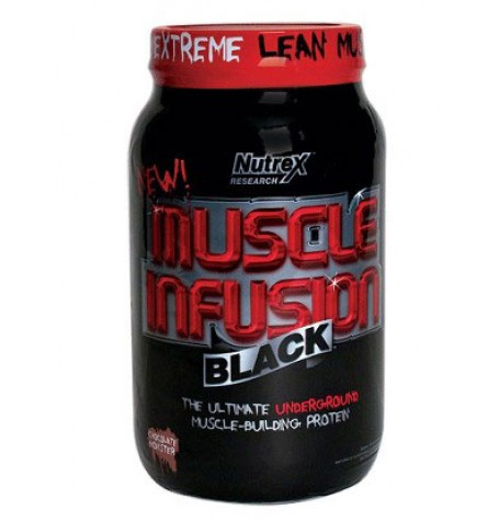 Nutrex Muscle Infusion  912 гр
