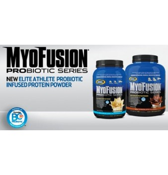 Gaspari Myofusion Probiotic Series 2270 гр