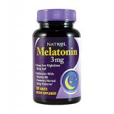 Natrol Melatonin 3 mg 120 таблетки