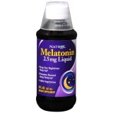Natrol Melatonin 2.5 mg Liquid 230 мл