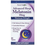 Natrol Advanced Sleep Melatonin  60 таблетки