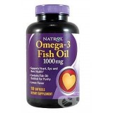Natrol Omega-3 Fish Oil 150 дражета