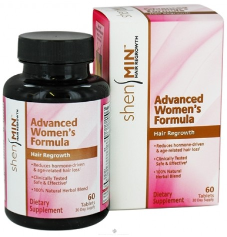 Natrol Shen Min Nutrients Advanced Women's 60 таблетки