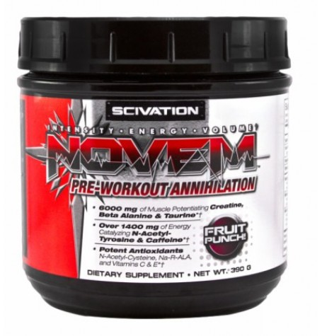 Scivation Novem 400 гр