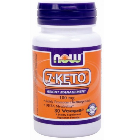 NOW 7-KETO /DHEA/ 100 mg 30 капсули