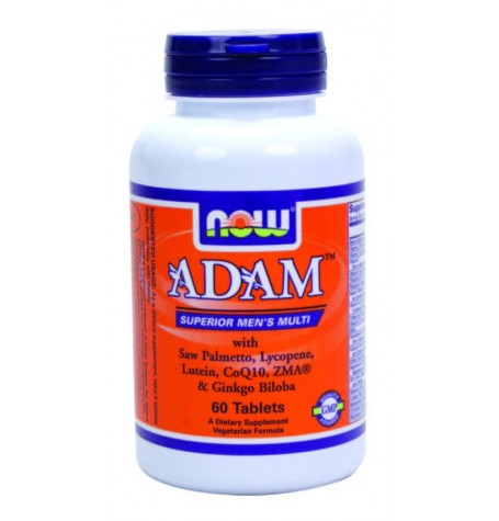 NOW ADAM Male Multi 60 таблетки