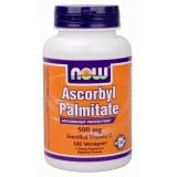 NOW  Ascorbyl Palmitate 500 mg 100 капсули