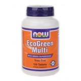 NOW Eco Green Multi 120 таблетки