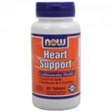 NOW Heart Support 60 таблетки