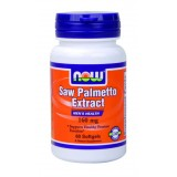NOW Saw Palmetto Extract 160 mg 60 дражета