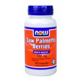 NOW Saw Palmetto 550 mg 100 капсули