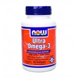 NOW Ultra Omega 3 90 дражета