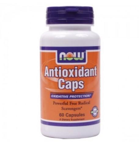 NOW Antioxidants 60 капсули