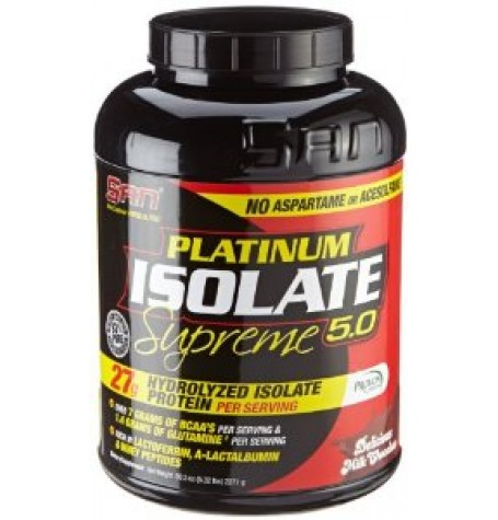 SAN Platinum Isolate Supreme  2270 гр