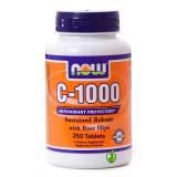 Vitamin C-1000 постепенно освобождаване 250 таблетки