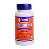 NOW Ubiquinol 100 mg 60 дражета