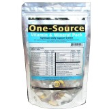 Saturn One-Source Vitamin & Mineral Pack 30 пакета