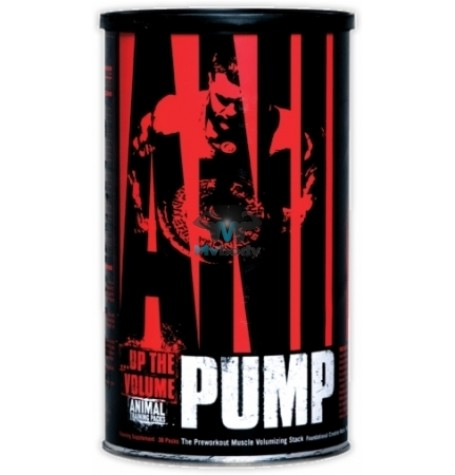 Animal Pump 30 пакета