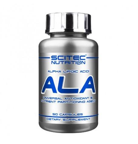 Scitec ALA 50 капсули