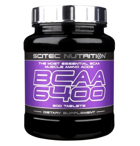 Scitec BCAA 6400 375 таблетки
