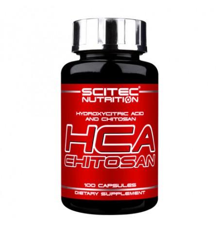 Scitec HCA-Chitosan 100 капсули
