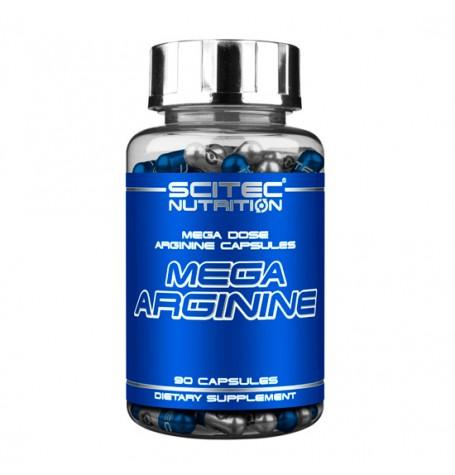 Scitec Mega Arginine 90 капсули