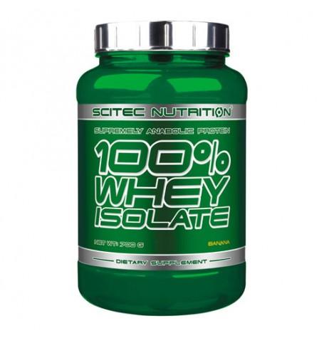 Scitec 100% Whey Isolate 700 гр