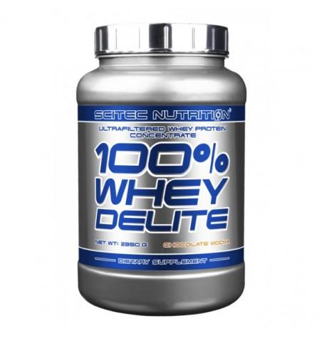 Scitec 100% Whey Delite 2350 гр
