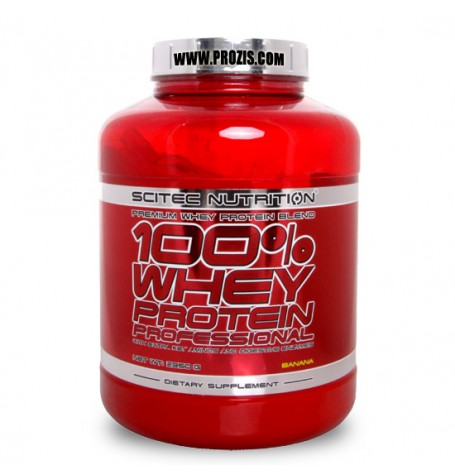 Scitec 100% Whey Professional 2350 гр
