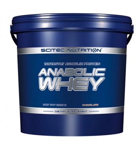 Scitec Anabolic Whey 4000 гр