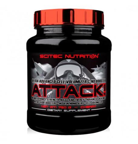 Scitec Attack 720 гр