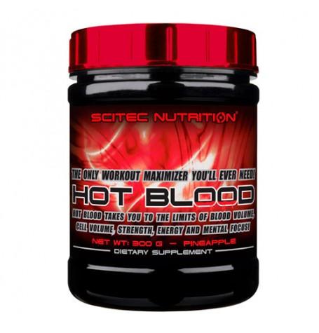 Scitec Hot Blood 3.0 300 гр