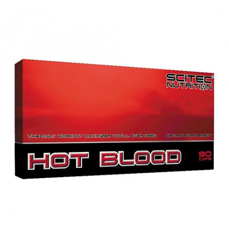 Scitec Hot Blood 90 капсули