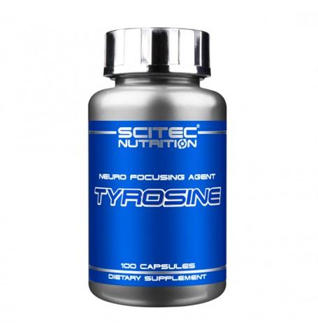 Scitec Tyrosine 100 капсули