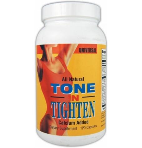 Universal Tone 'N Tighten 120 капсули