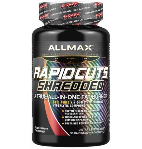 AllMax Rapidcuts Shredded 90 капсули