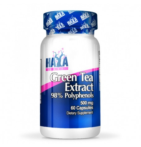 Haya Green Tea Extract 500 мг 60 капсули