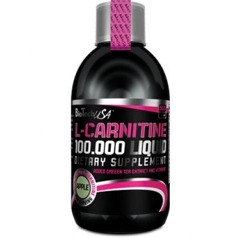 Biotech Liquid L-Carnitine 100 000 500 ml
