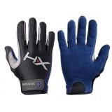 Мъжки ръкавици за кросфит HumanX X3 Наrbingеr синьо-сиви
